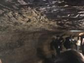 Caves below a pub
