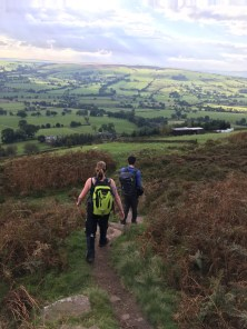 Descending the Roaches