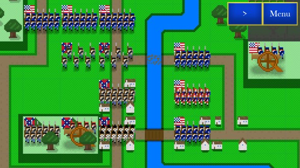 Confederacy under pressure