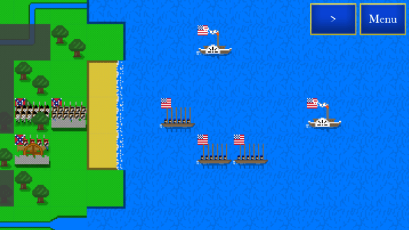 Union attack from the sea.png