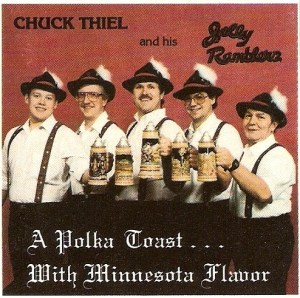 A Polka Toast... With Minnesota Flavor