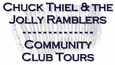 Jolly Ramblers / Community Club Tours