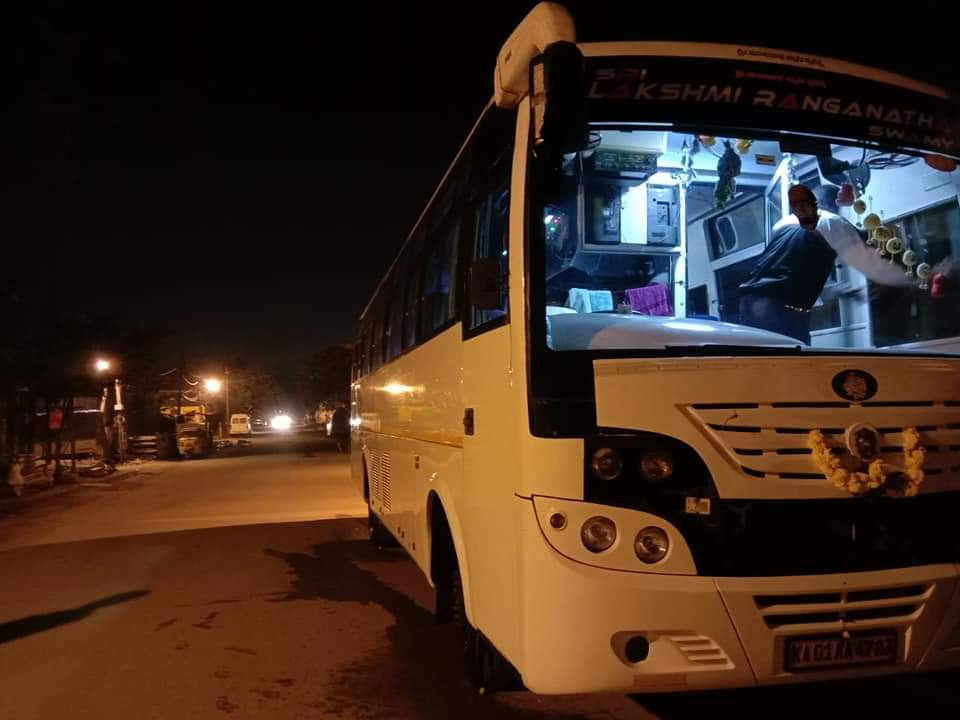 50 Seater Coaster Bus Hire