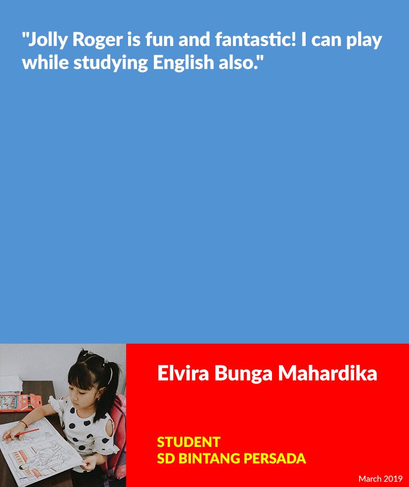 Elvira Bunga Mahardika