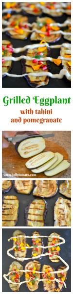 eggplant tahini