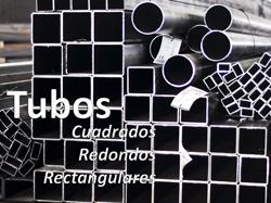 Tubos - Redondos/Cuadrados/Rectangulares