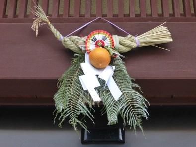 Shimekazari decoration