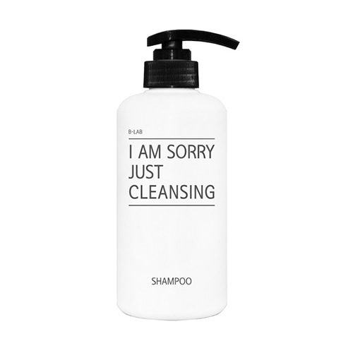 B-LAB I Am Sorry Just Cleansing Natural Shampoo 520ml