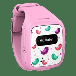 Rózsaszín KidFit
