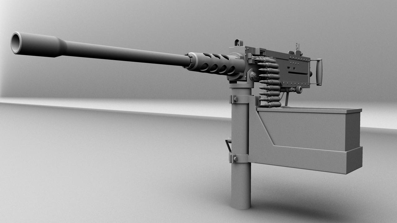 .50 calibre Browning M2