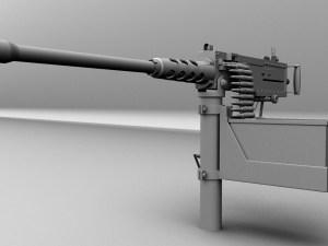 M2 .50 Calibre Browning 'Ma Deuce'