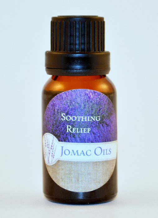 Soothing Relief Essential Oil Blend