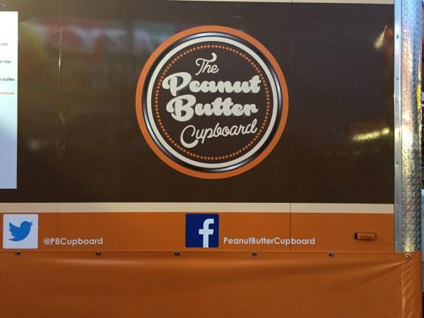 The Peanut Butter Cupboard.
