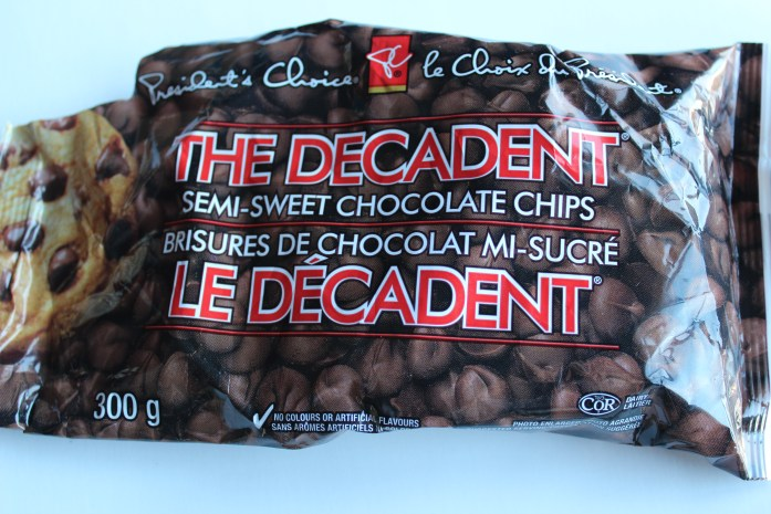PC The Decadant Semi-Sweet Chocolate Chips are vegan!