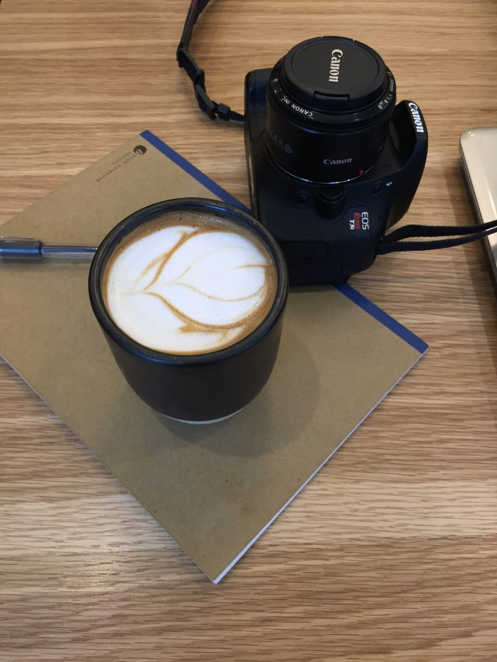 I love their lattes with homemade nut mylk!