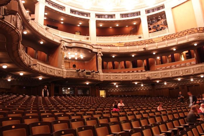 Stuttgart Opera.