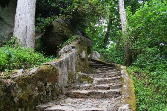 Guide to hiking in Sintra.