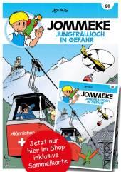 Aktion: Jungfraujoch in Gefahr