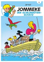 Jommeke - Der Schildkrötenschatz
