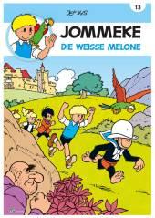 Jommeke - Die weiße Melone