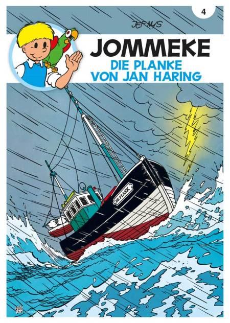 Jommeke - Die Planke von Jan Haring