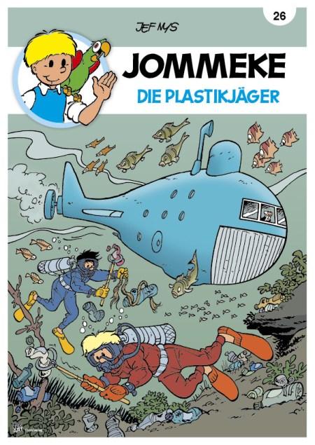 Jommeke - Die Plastikjäger