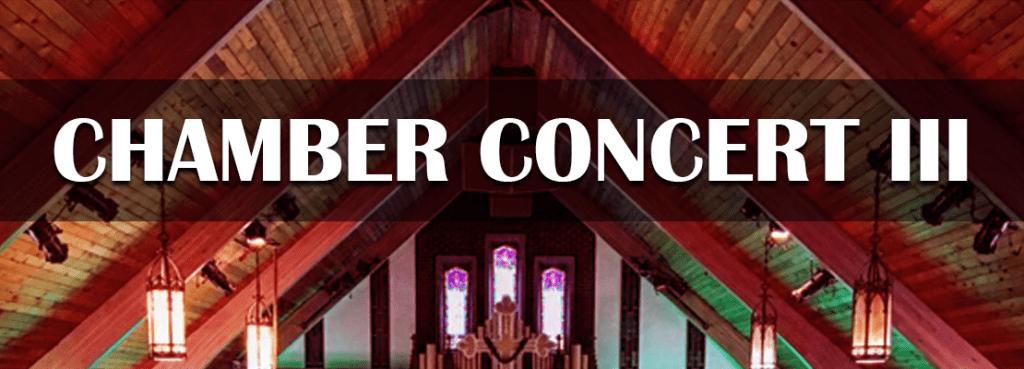 SJS   2022   Chamber Concert III