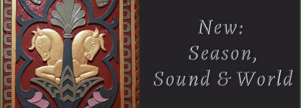 SJS | 2021 | Season Sound and World