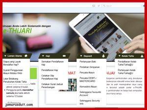 portal tabung haji online ethijari