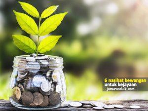 nasihat kewangan