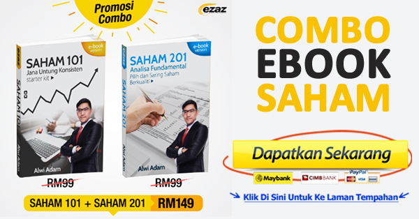 combo ebook saham