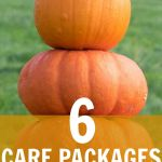6 Care Package Ideas for Fall