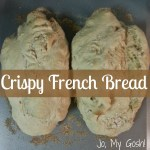 Crispy French Bread Recipe