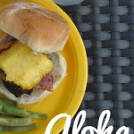 The Perfect End-of-Summer Meal: Aloha Burgers