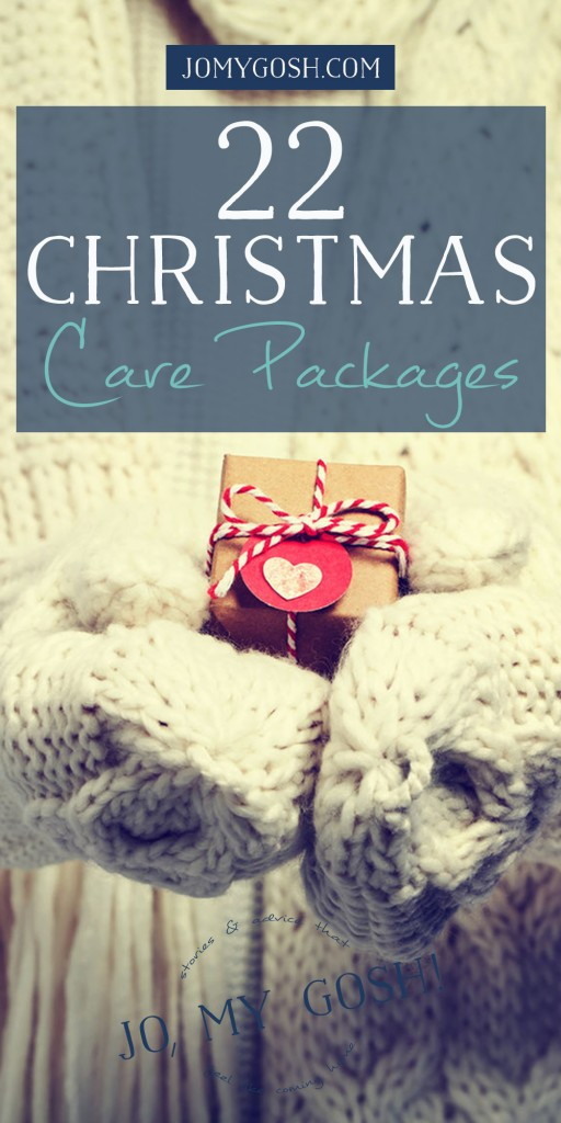 Great list of Christmas care packages!