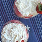 Fruity Frozen Mini Trifles
