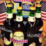 How to Make a Welcome Home Beer Cake for Homecoming