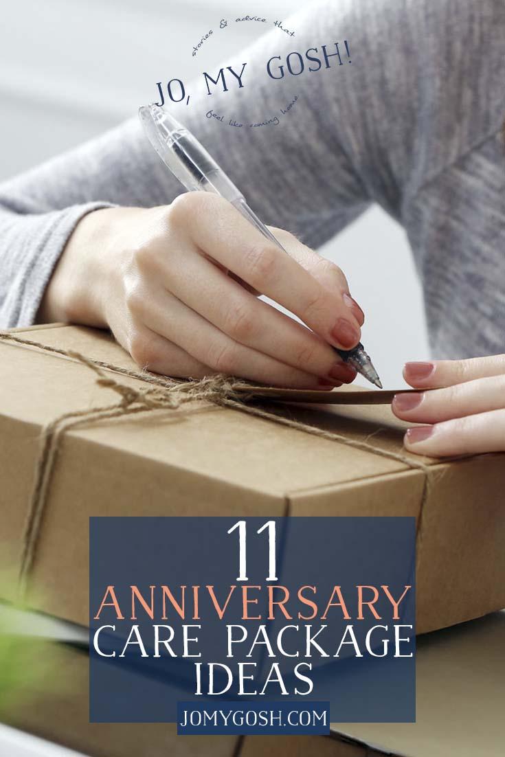 9e004619bb5b 11 Anniversary Care Package Ideas