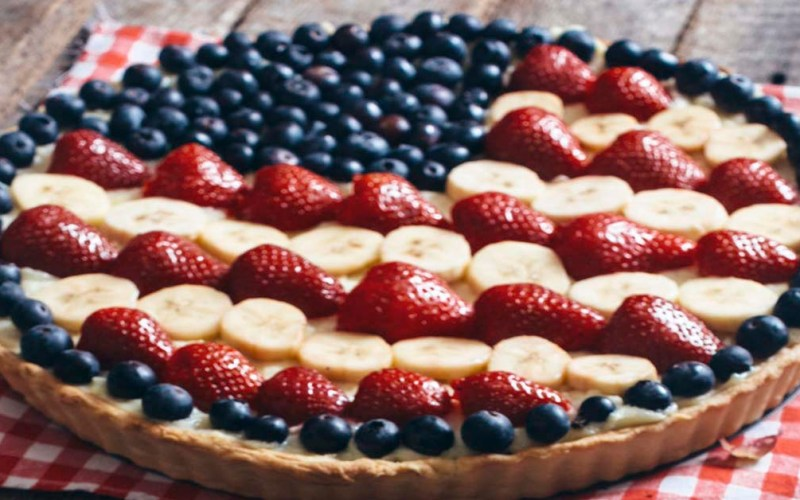 Here's How to Throw a Patriotic Cookout in No Time