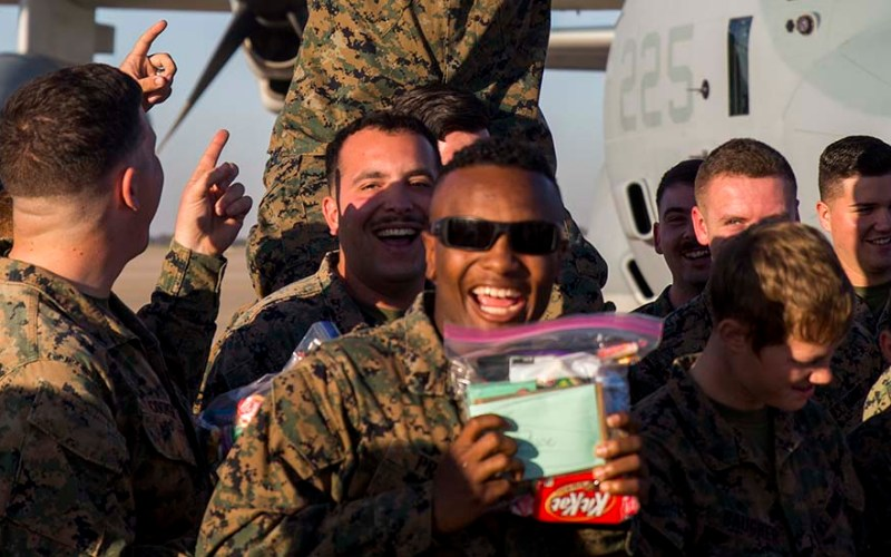 The Gigantic List of Free Care Packages for Deployed Service Members