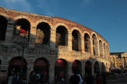 Verona Arena, built 60 A.D.