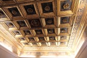 Another gilded ceiling.