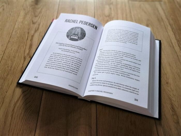 30 days book russell brunson