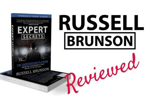 russell brunson expert secrets book review