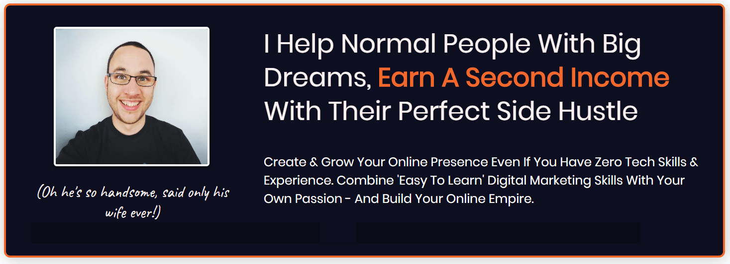 jon davis homepage get started with affiliate marketing