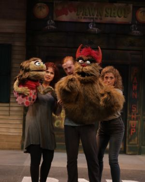 Trekkie Monster - Avenue Q