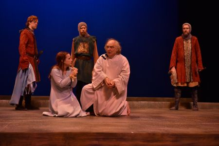 Soldier - King Lear