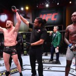 Israel Adesanya, Nigeria MMA Fighter Suffers His First Career Loss to Jan Blachowicz at UFC