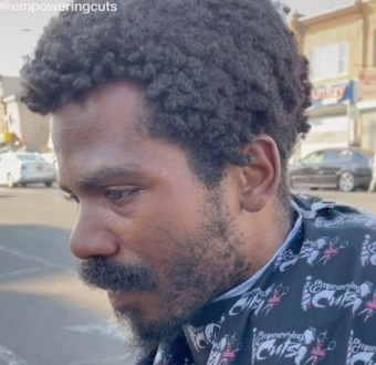 Homeless Man Transformation: The Internet Was Astonished
