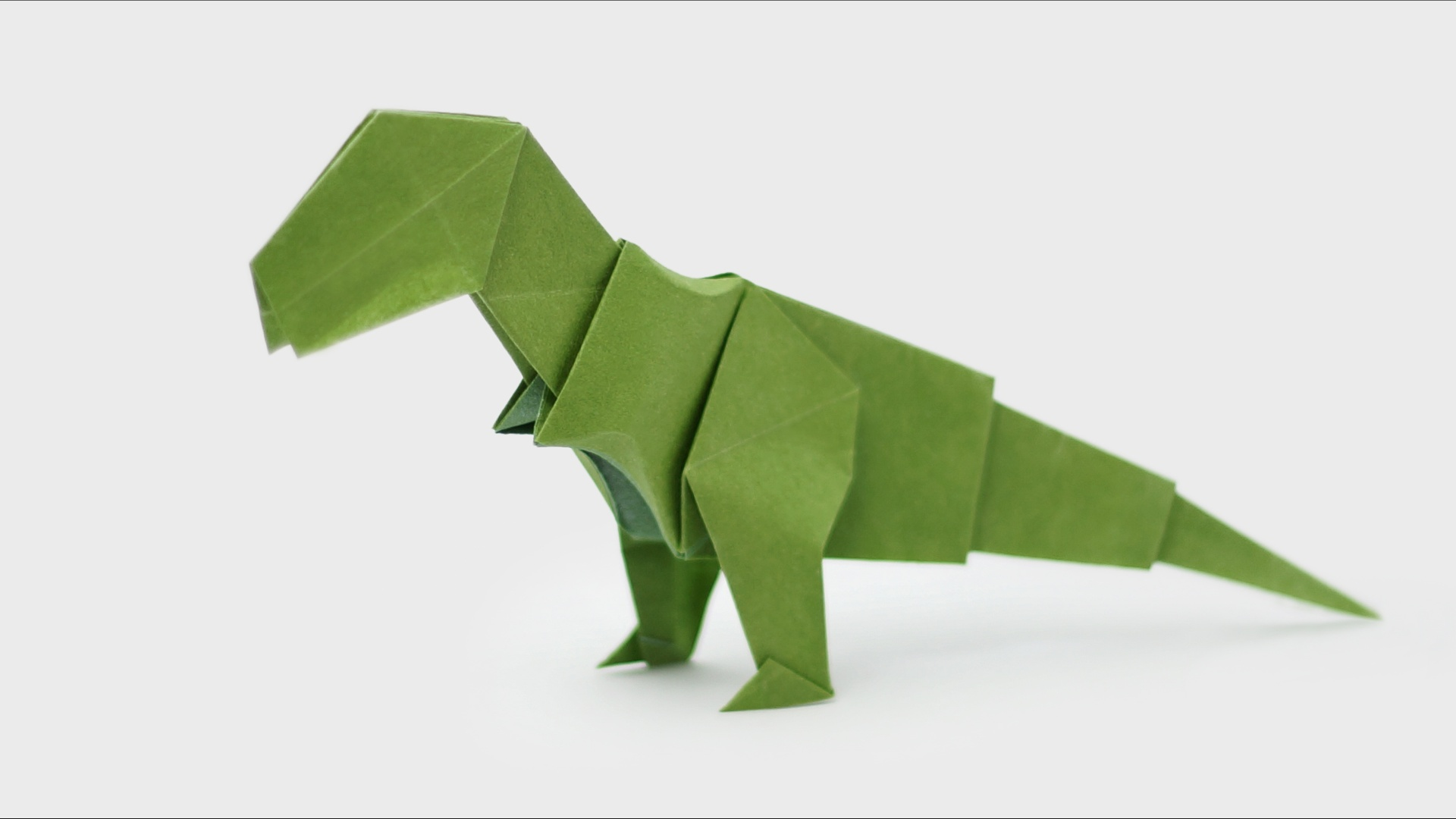 Brilliant Origami T Rex Video And Diagrams Jo Nakashima Wiring Digital Resources Remcakbiperorg
